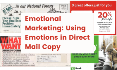 Emotional Marketing: Using Emotions in Direct Mail Copy