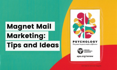 Magnet Mail — A Powerful Tool to Build Your Brand and Response