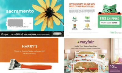 55 Best Direct Mail Marketing Examples