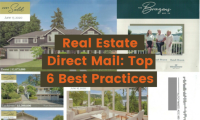 Real Estate Direct Mail: Top 6 Best Practices