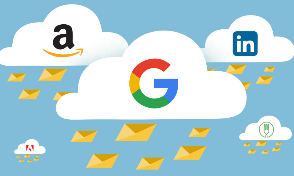 15 digital companies using direct mail