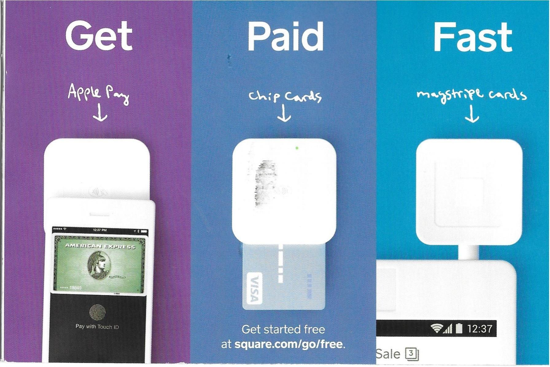 square direct mail