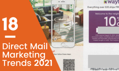 direct mail marketing trends 2021