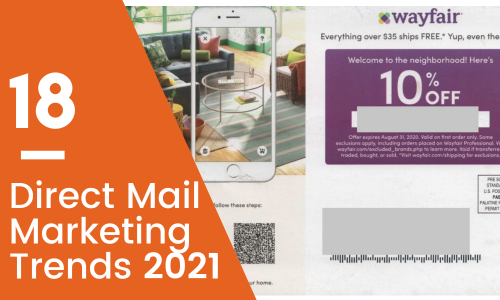 18 Direct Mail Trends for 2021