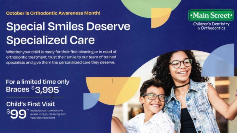 JUPITER DENTAL GROUP dental postcards
