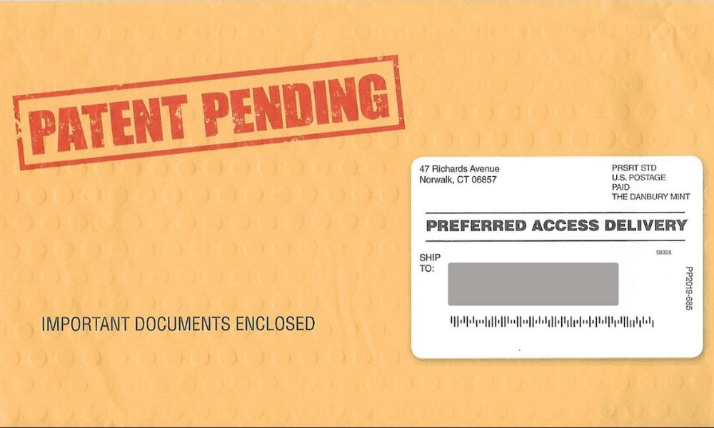 direct mail envelope ideas