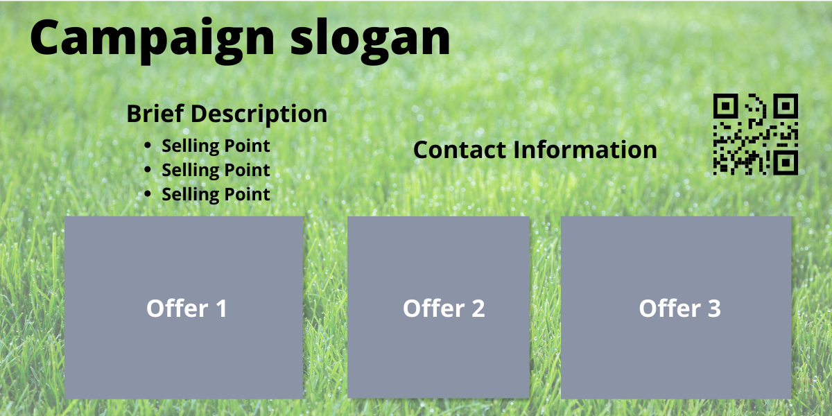 direct mail template