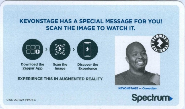 Spectrum direct mail