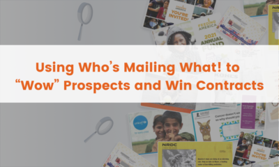 """Using Who's Mailing What! to """"Wow"""" Prospects and Win Contracts"""