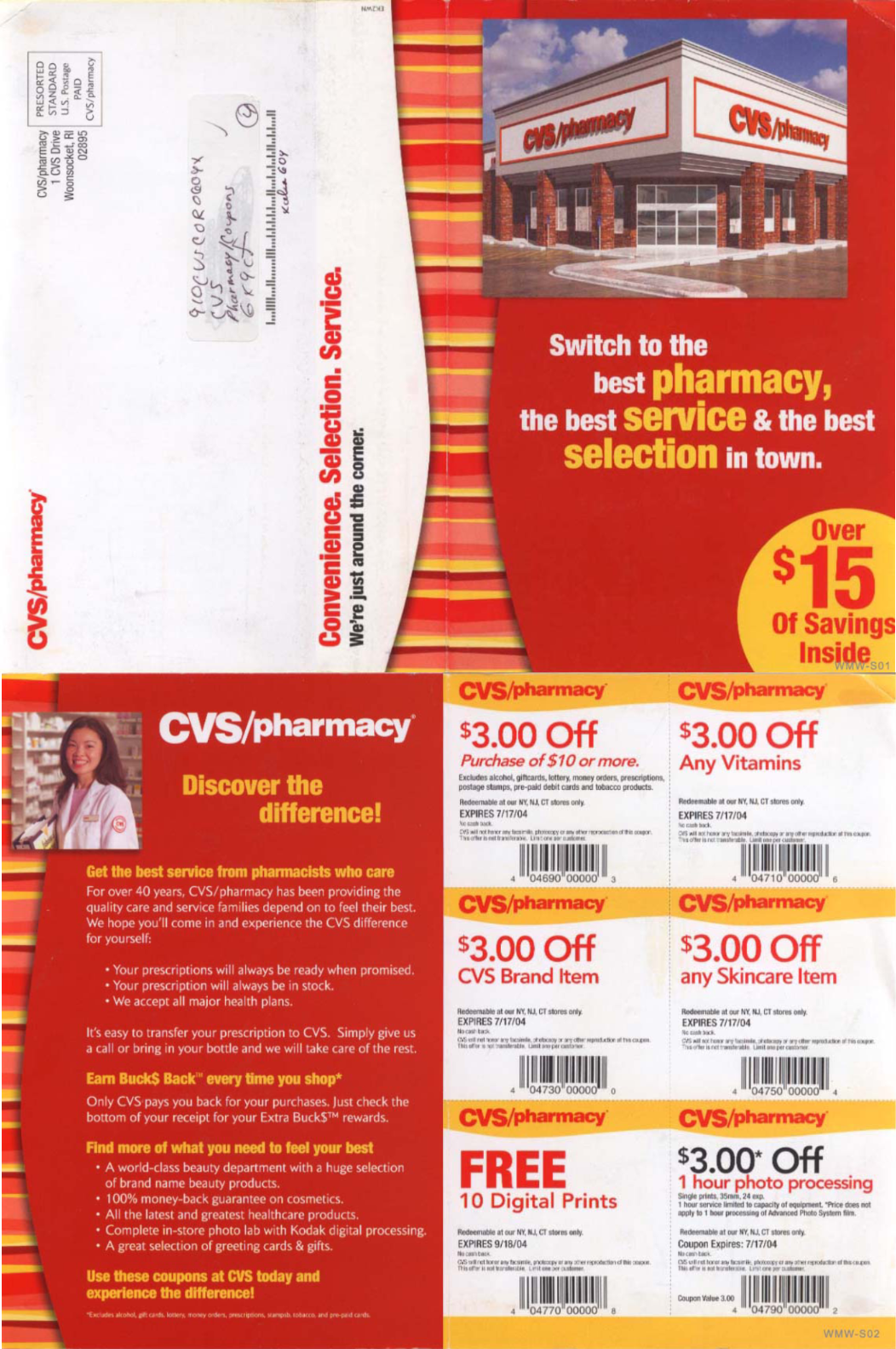 CVS 2004